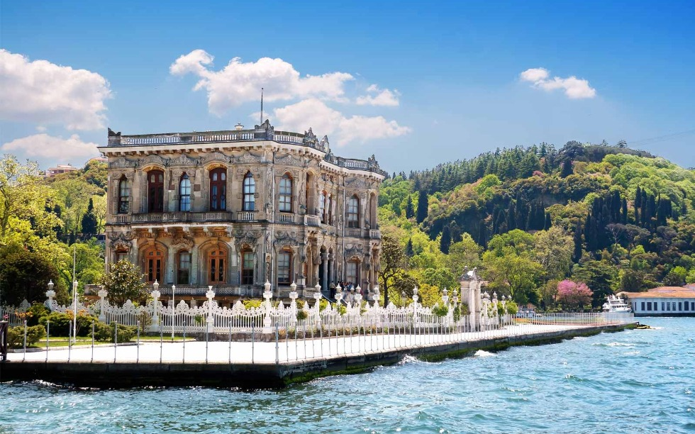Mansions of Istanbul